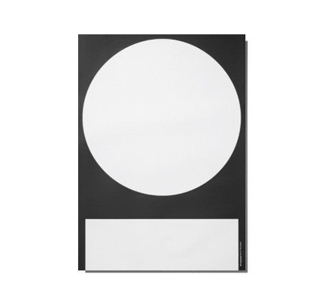 macrography  / art print - Playtype - The Minimalist Store