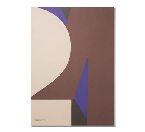 Playtype - Non-Objective Type / Art Print - The Minimalist Store