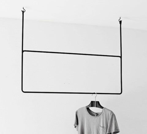 clothing rail / rectangular - Annaleena - The Minimalist Store