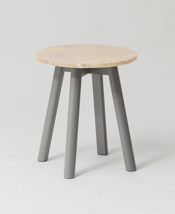 Middle Of Nowhere - Marble Side Table - The Minimalist Store