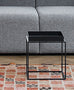 HAY - Hay Small Tray Table | Black - The Minimalist Store