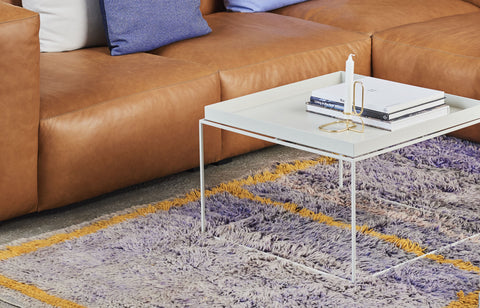 HAY - Hay Tray Coffee Table | White - The Minimalist Store