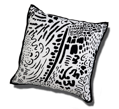 Kate & Kate - Pom Pom Linen Cushion Cover - The Minimalist Store