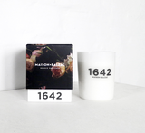 1642 / scented candle