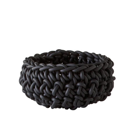 Neo - Crocheted Rubber Bowl - The Minimalist Store