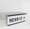 compact light box / grey - Page Thirty three - The Minimalist Store