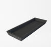 concrete tray / black - Zakkia - The Minimalist Store