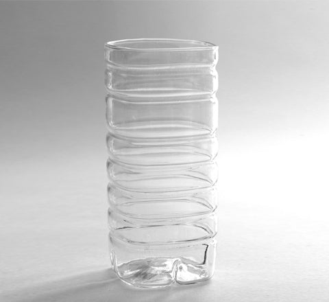 Serax - Large Glass Bottle Vase - The Minimalist Store