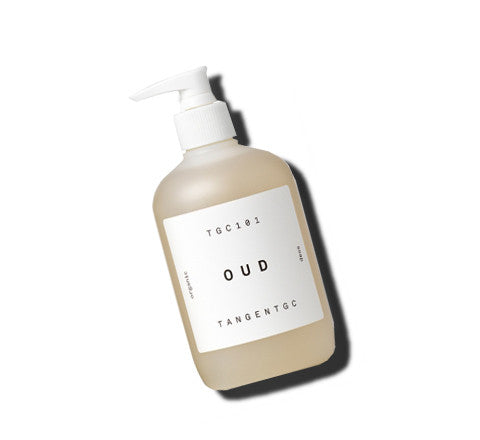 Tangent GC - Oud / Organic Hand Soap - The Minimalist Store