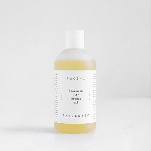 tangent garment care / liquid fine wash