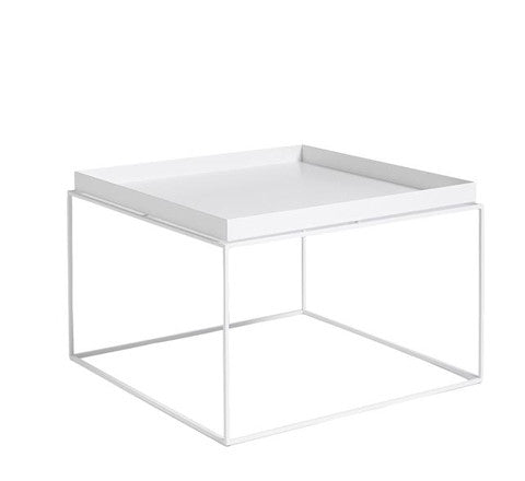 HAY - Tray Coffee Table / Black or White - The Minimalist Store