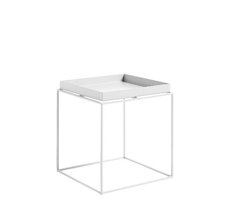 HAY - Hay Medium Tray Table | White - The Minimalist Store