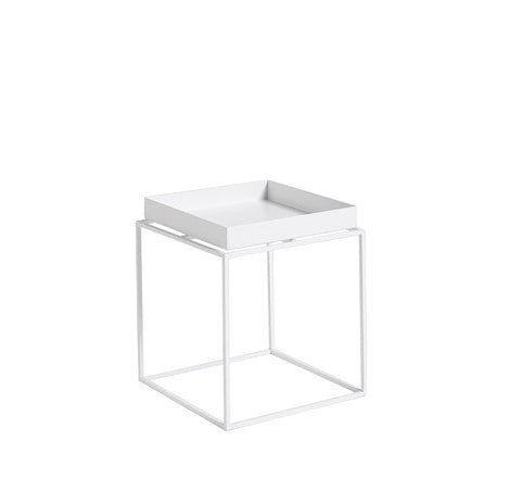 black or white furniture. hay small tray table black or white the minimalist store furniture