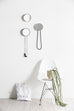 Zakkia - Mirrored wall hook - The Minimalist Store