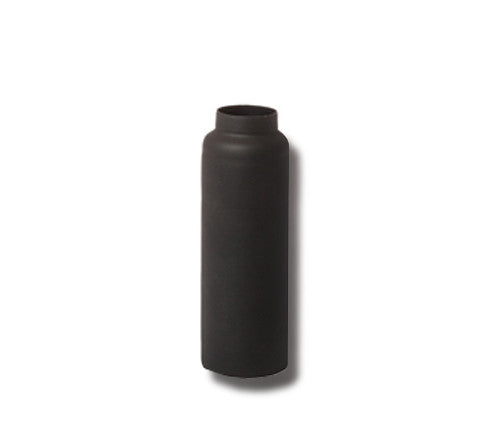 Zakkia - Black Bottle Vase - The Minimalist Store
