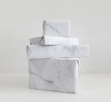 white marble wrapping paper