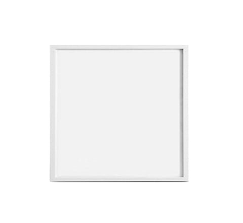 The Minimalist Home - White Art Frame / 50 x 50 cm - The Minimalist Store