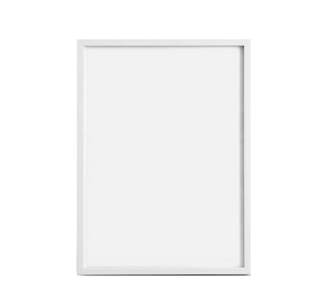 The Minimalist Home - White Art Frame / 50 x 70 cm - The Minimalist Store