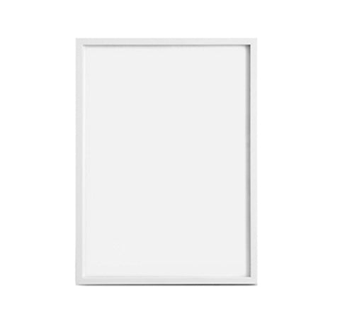 The Minimalist Home - White Art Frame / 60 x 90 cm - The Minimalist Store