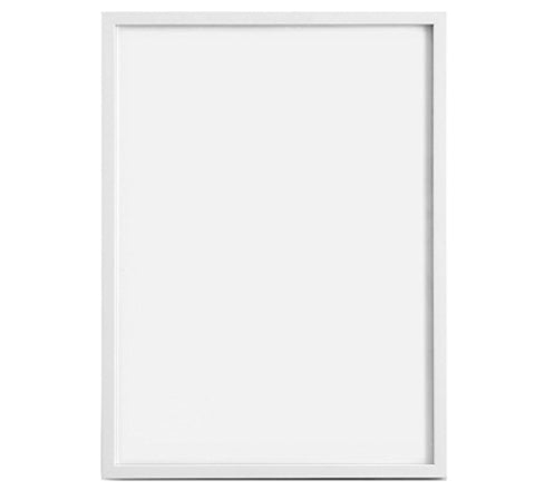 The Minimalist Home - White Art Frame / 70 x 100 cm - The Minimalist Store