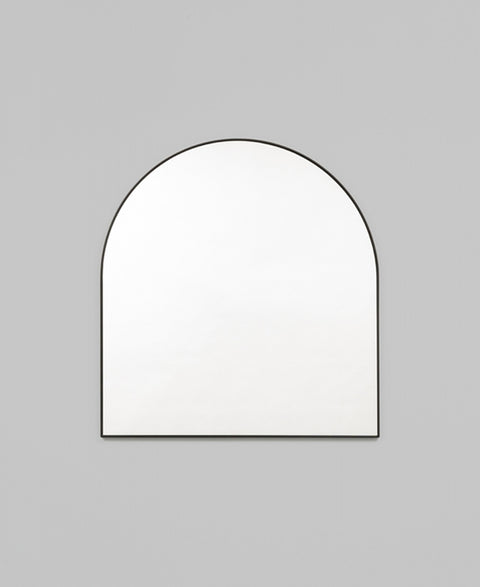 Middle Of Nowhere - Arched Mirror | Available in 4 finishes - The Minimalist Store