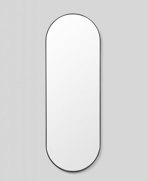 Bjorn Large Oval Mirror | Available in 3 finishes