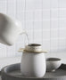Zakkia - Brass Tea Strainer Set - The Minimalist Store