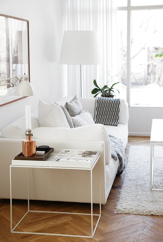 Hay Tray Tall Side Table The Minimalist Store
