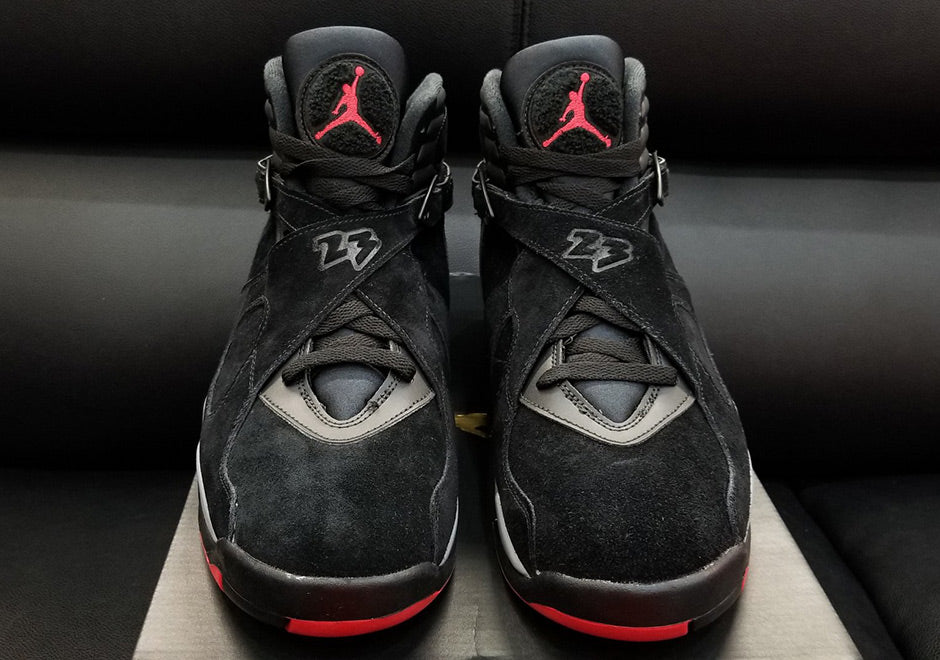 "New Air Jordan ""Alternate 8 Breds"""