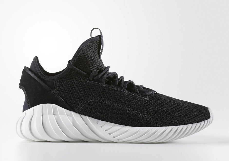 "New Adidas ""Tubular Doom""Sock Primeknit kicks"