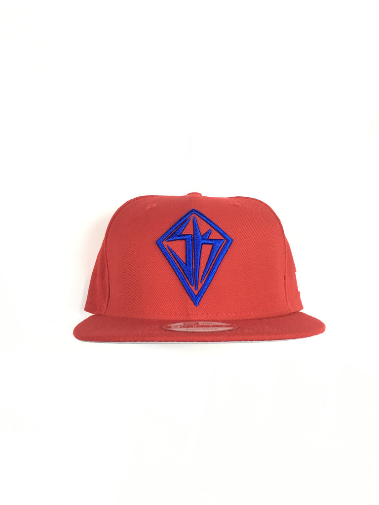 Stacksandkicks X New Era Snap back (Limited)