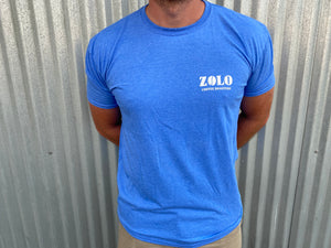 Blue Zolo T-Shirt