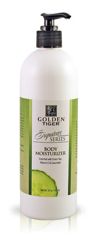 Golden Tiger's Signature Series Full Body Moisturizer