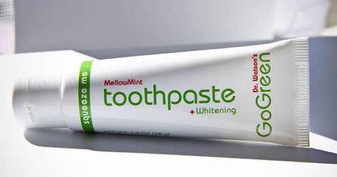 Dr. Watson's Natural Toothpaste & Whitening