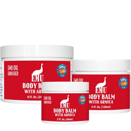 Emu Body Balm With Arnica*
