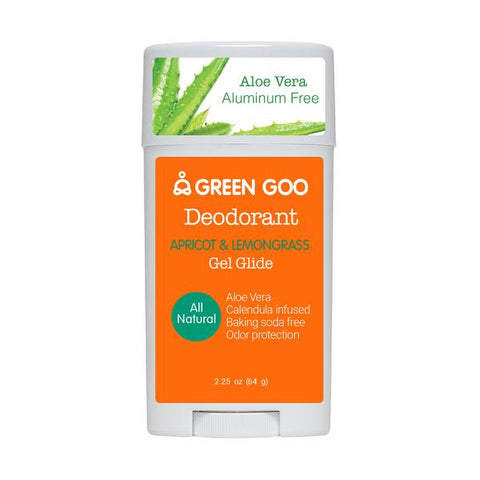 GREEN GOO Aluminum Free, All Natural Deodorant