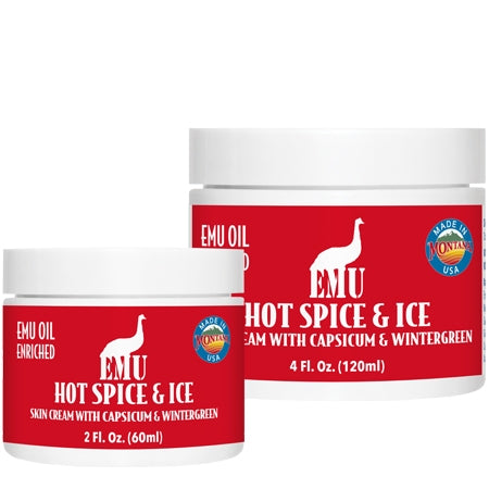 Emu Hot Spice & Ice*