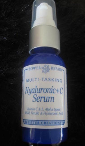 Power Repair Hyaluronic+C Serum
