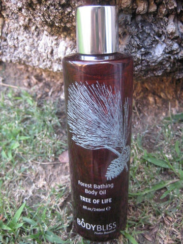 Body Bliss Tree Of Life Forest Bathing Body Oil