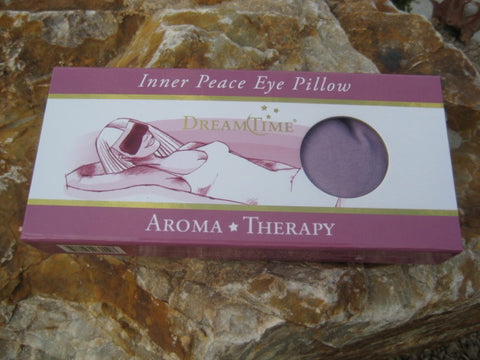 Dream Time Inner Peace Eye Pillow