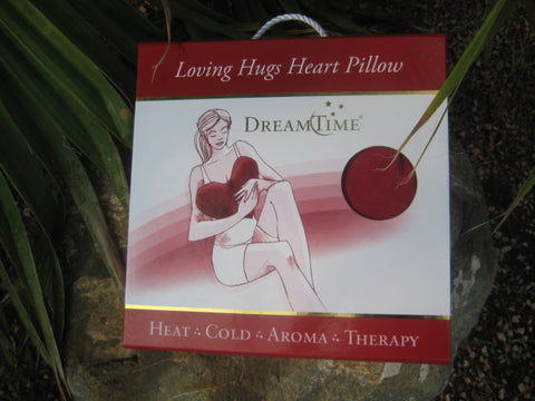 DreamTime® Loving Hugs Heart Pillow