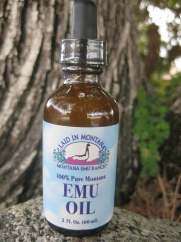 100% Pure Montana Emu Oil