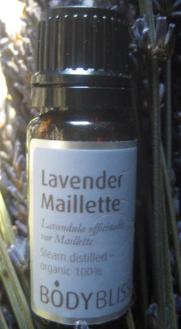 Lavender Maillette 100% Pure Essential Lavender Oil