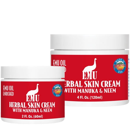 Emu Herbal Skin Cream With Manuka & Neem