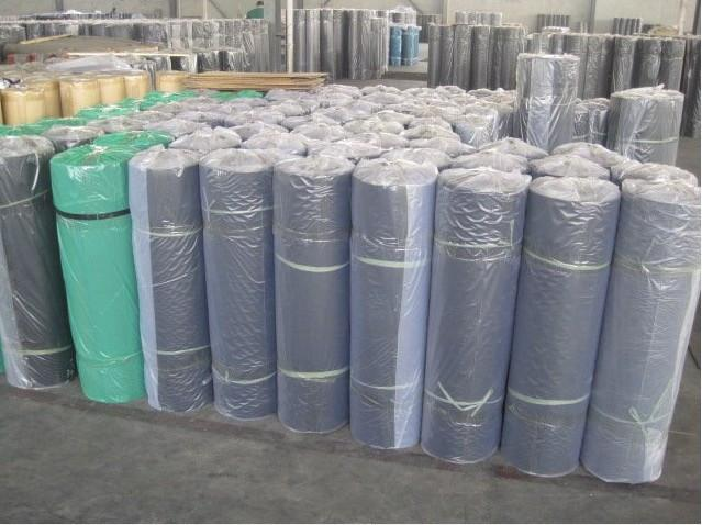 Rubber sheeting and matting