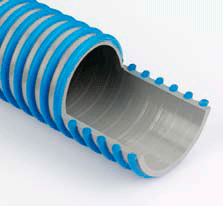 CUXS - External Spiral Suction PVC Hose