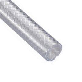 HN - Clear Braided PVC Hose