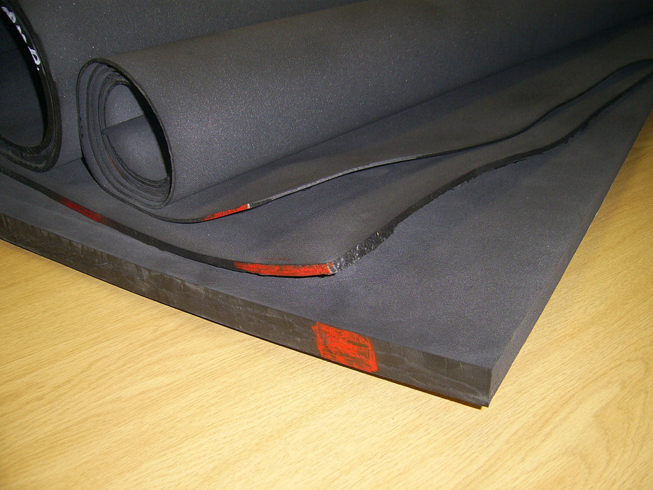 Multi Purpose Sponge Rubber Sheeting