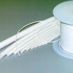 White Silicone O Ring Cord (Solid)