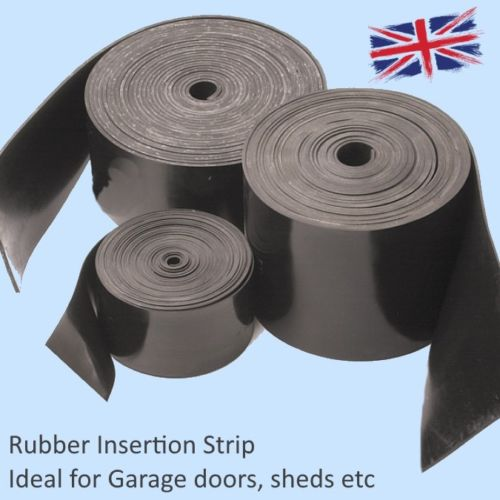 Reinforced Neoprene Rubber Strip